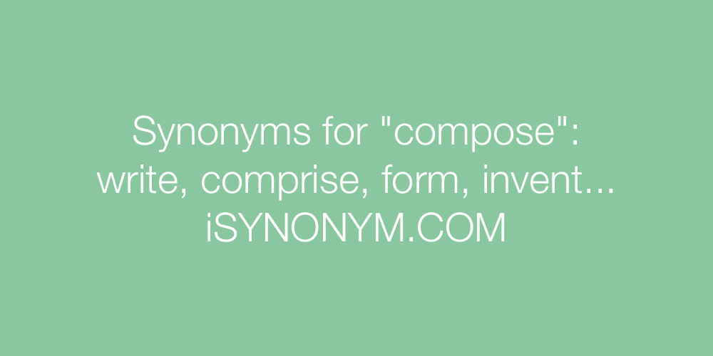 informative synonyms