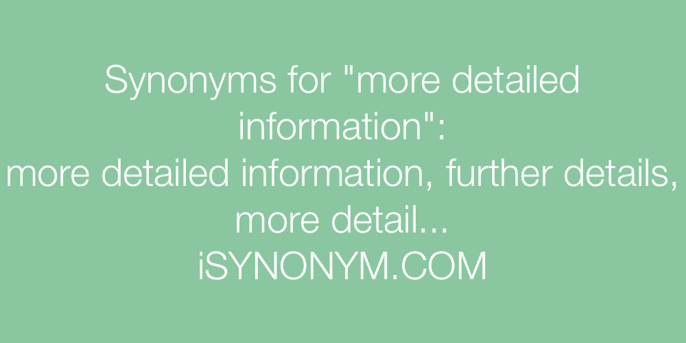 synonym for information Synonyms crossword puzzle: here is a fun crossword puzzle to teach synonyms  information: synonym crossword puzzle synonyms.